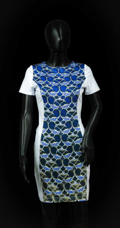 Elegantní oděvy - dámské šaty Baronesa