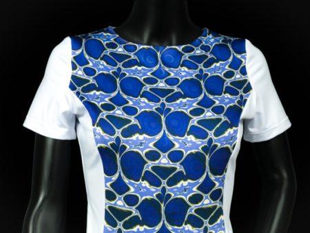 Dámské šaty Baronesa - Magická krajka detail vzoru
