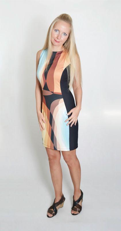 Dámské šaty Baronesa - Elegance